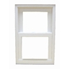 BetterBilt 24-in x 48-in 185 Series Aluminum Double Pane New Construction Single Hung Window