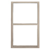 BetterBilt 36-in x 48-in 5500 Series Vinyl Double Pane New Construction Single Hung Window