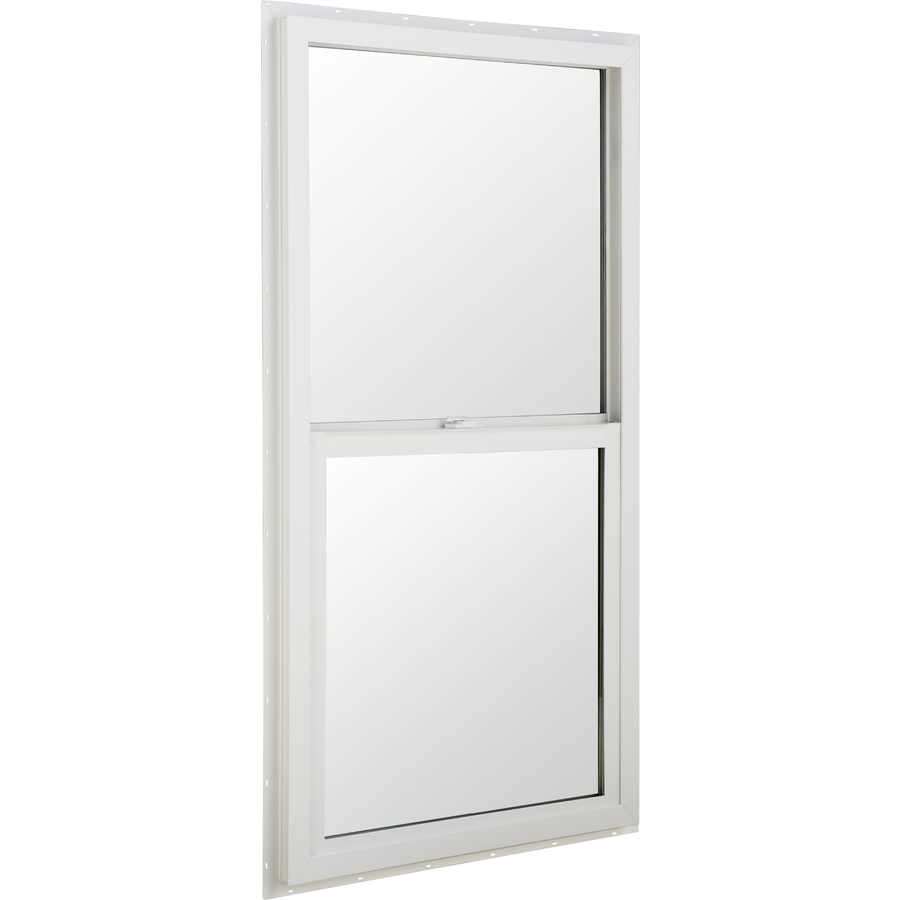 Shop betterbilt 5500 series vinyl double pane single for Double pane vinyl windows
