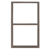 BetterBilt 24-in x 36-in 865 Series Aluminum Double Pane New Construction Single Hung Window