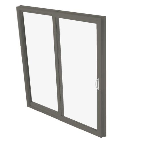 Bronze Sliding Glass Patio Doors Mastercraft P 8 Aluminum