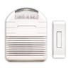 Heath Zenith Wireless White Doorbell Kit