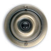 Utilitech Antique Brass Doorbell Push Button