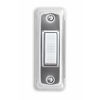 Utilitech Silver Doorbell Push Button