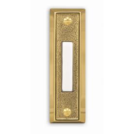Utilitech Brass Doorbell Button