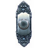 Utilitech Pewter Doorbell Push Button
