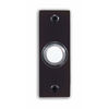 Utilitech Dark Oil-Rubbed Bronze Doorbell Push Button