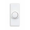 Utilitech Wireless White Doorbell Button (Batteries Included)