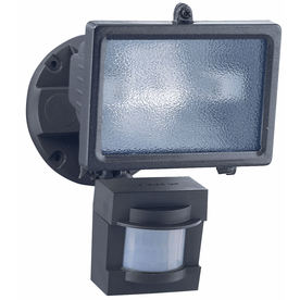 Heath Zenith 110-Degree 1-Head Halogen Motion-Activated Flood Light