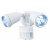 Heath Zenith 180-Degree 2-Head LED Motion-Activated Flood Light