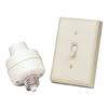 Heath Zenith Light Almond Light Switch