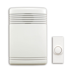 Heath Zenith Wireless Amp Wired Door Chime Bell Kit From