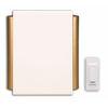Heath Zenith Off White Wireless Doorbell Kit