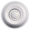 Secure Home Wireless White Doorbell Push Button (Batteries Included)