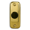 Heath Zenith Wired Gold Push Button With Black Center