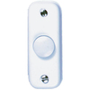 Heath Zenith White Doorbell Push Button