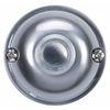 Heath Zenith Satin Nickel Doorbell Button