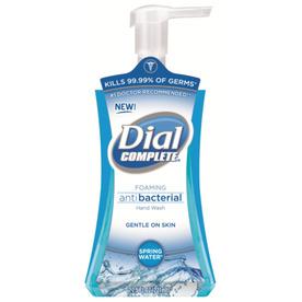 Dial 7.5-fl oz Antibacterial Spring Water Hand Soap