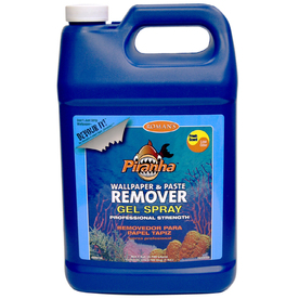 Piranha Gel 128-oz Wallpaper Remover