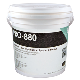 Professional PRO-880 Ultra Clear 128-oz Wallpaper Adhesive