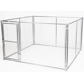 Behlen Country 10-ft x 10-ft x 6-ft Outdoor Dog Kennel Preassembled Kit