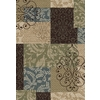 Balta Chandelier 24-in x 43-in Rectangular Tan Transitional Accent Rug