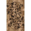 Balta Decora 24-in x 43-in Rectangular Tan Transitional Accent Rug