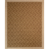 Society Page Rectangular Indoor/Outdoor Woven Area Rug (Common: 8 x 10; Actual: 94-in W x 120-in L)