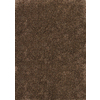 Balta Luxury Shag 5-ft 3-in x 7-ft 3-in Rectangular Tan Solid Area Rug