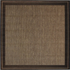 New Haven 6-ft 9-in x 6-ft 9-in Square Tan Border Indoor/Outdoor Area Rug