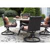 Kannapolis Chestnut Rectangular Indoor/Outdoor Machine-Made Area Rug (Common: 8 x 10; Actual: 94-in W x 120-in L)