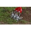 Garden Weasel 8-in Aluminum Multipurpose Garden Hand Tool