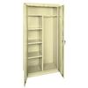 edsal 36-in W x 72-in H x 24-in D Steel Freestanding Garage Cabinet