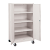 edsal 78-in H x 36-in W x 24-in D Metal Multipurpose Cabinet