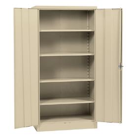 edsal 36-in W x 72-in H x 18-in D Steel Freestanding Garage Cabinet