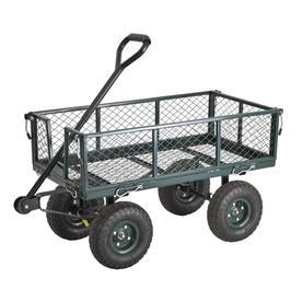 edsal 21-1/2-in Utility Cart