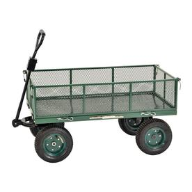 edsal 26-3/4-in Utility Cart