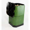 Exaco 14 cu ft Plastic Stationary Bin Composter
