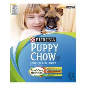PUPPY CHOW 16.5-lbs Puppy Dog Food