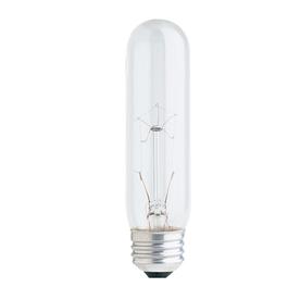 Feit Electric 25-Watt T10 Medium Base Soft White for Indoor/Outdoor Incandescent Sign Light Bulb