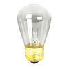 Feit Electric 11-Watt S Medium Base (E-26) Clear Incandescent Sign Light Bulb