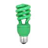 Mood-lites 13-Watt T3 Medium Base (E-26) Green CFL Bulb