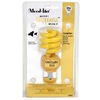 Mood-lites 13-Watt (60W) Medium Base Yellow (2700K) Decorative CFL Bulb