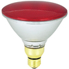 Mood-lites 90-Watt PAR38 Medium Base (E-26) Red Outdoor Halogen Flood Light Bulb