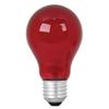 Mood-lites 25-Watt Medium Base (E-26) Red Decorative Incandescent Light Bulb