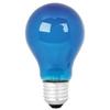 Mood-lites 25-Watt Medium Base (E-26) Light Blue Decorative Incandescent Light Bulb