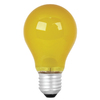 Mood-lites 25-Watt A19 Medium Base Yellow Decorative Incandescent Light Bulb