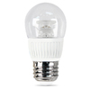Feit Electric 2-Pack 3-Watt (25W Equivalent) 3000K Medium Base (E-26) Warm White Dimmable Decorative LED Light Bulbs