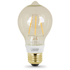 Feit Electric 4-Watt (60 W Equivalent) 2200 Kelvins Medium Base (E-26) Soft White Dimmable for Indoor or Enclosed Outdoor Use Only Decorative Led Light Bulb