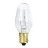 Feit Electric 2-Pack 10-Watt C7 Candelabra Base (E-12) Soft White Incandescent Appliance Light Bulbs